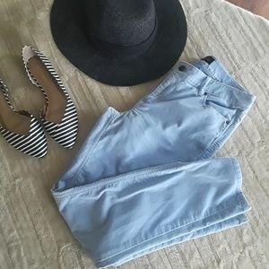 Light blue Talbots pants